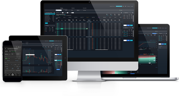 Best-in-class trading platform image